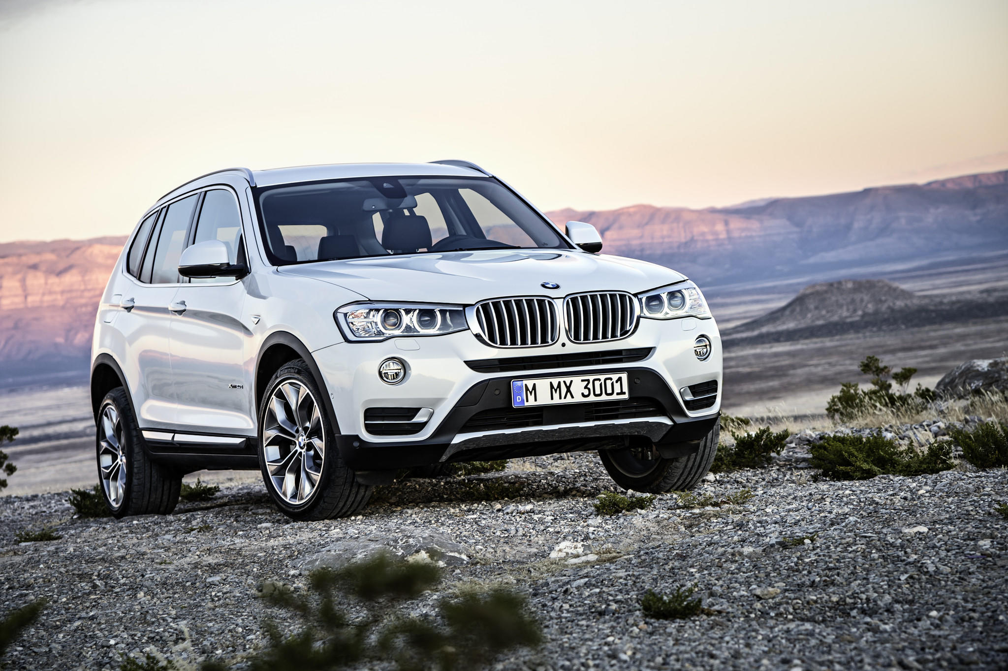 BMW Announced Wednesday It Was Refreshing Its X3 SUV And Adding An Optional  Diesel Engine To