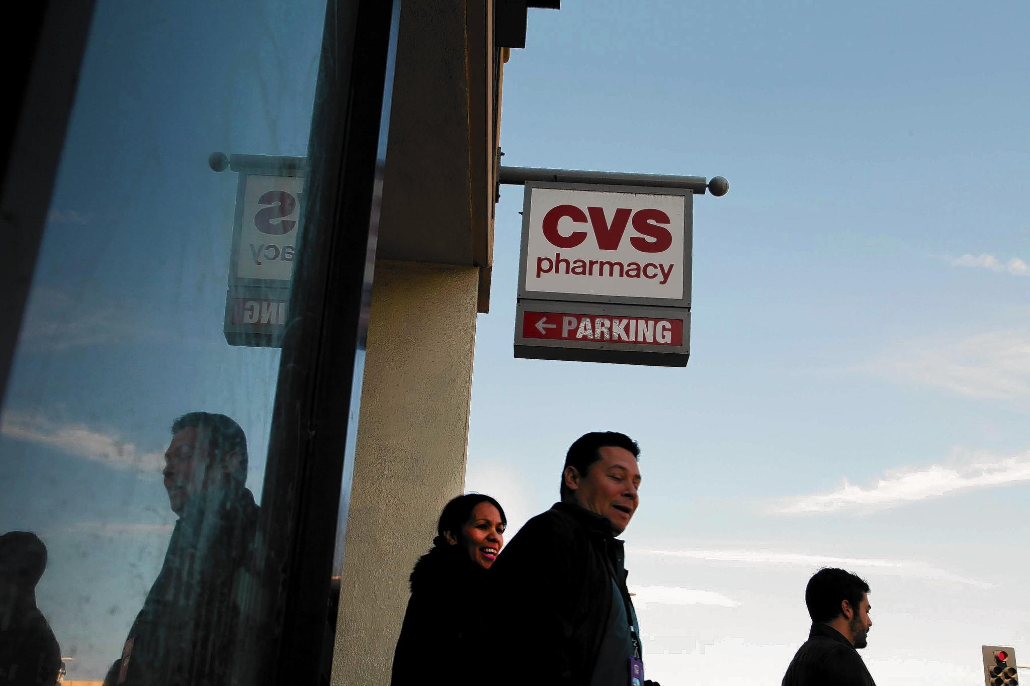 CVS said Wednesday that it will be tobacco free by Oct. 1. The drugstore chain has more than 7,600 stores, making it second in retail locations only to Walgreens.
