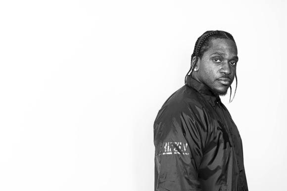 Rapper Pusha T