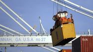 U.S. trade picture dims at end of 2013