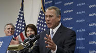 House Speaker Boehner lowers expectations for immigration reform bill