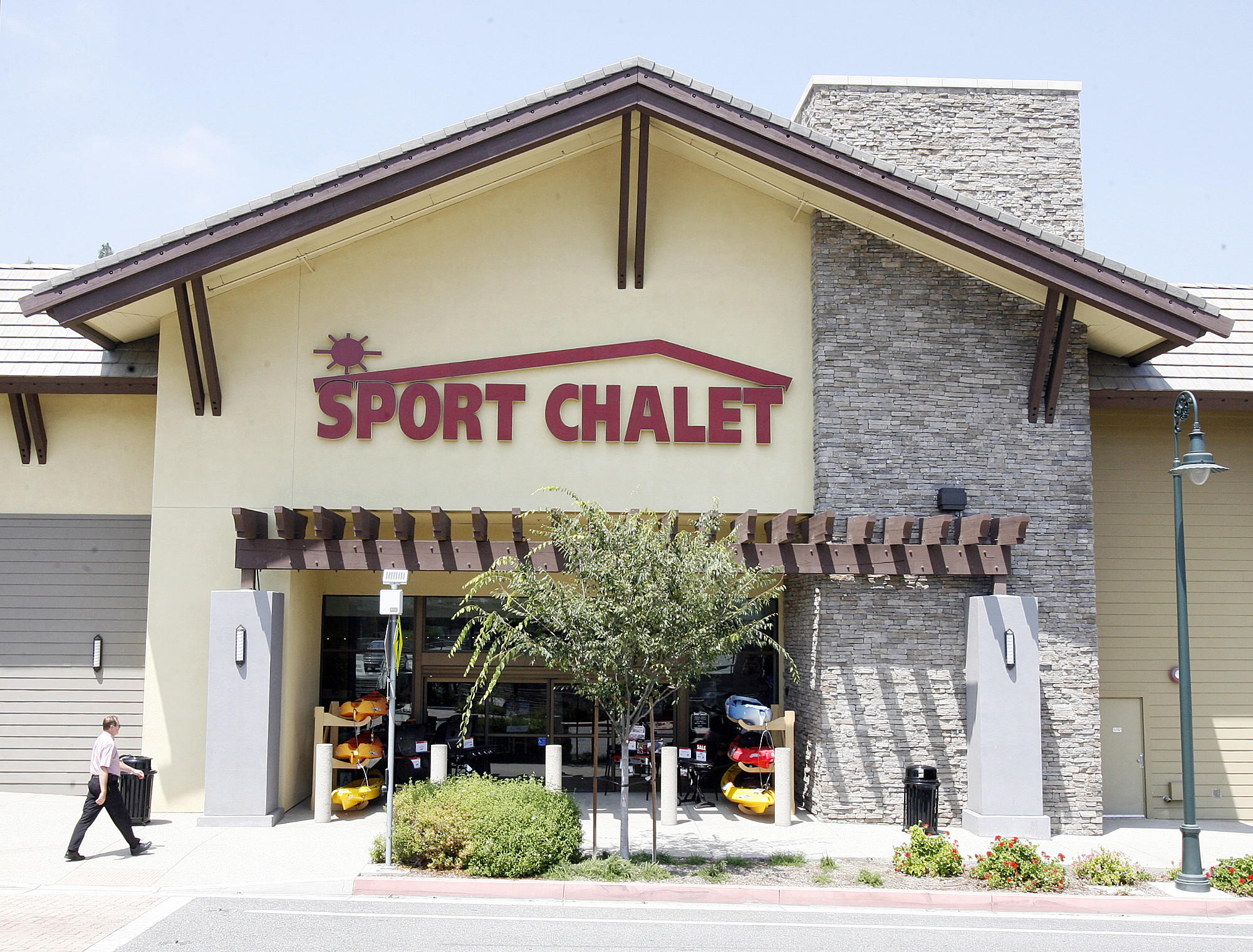Sport Chalet in La Cañada Flintridge on Monday, June 4, 2012.