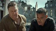 Video: 'The Monuments Men' disappoints
