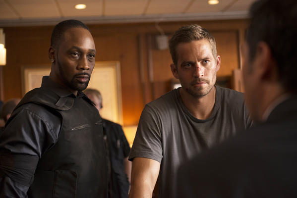 Paul Walker, 'Brick Mansions'