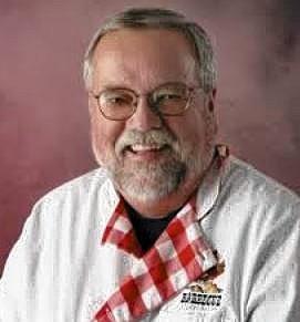 Barbecue guru Rick Browne.