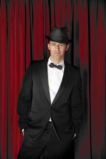 "Matthew Morrison, equally popular for his Broadway roles and portrayal of Will Schuester on Fox Network's TV show ""Glee,"" will perform with the Pacific Symphony at Segerstrom Center for the Arts from Feb. 13 to 15."