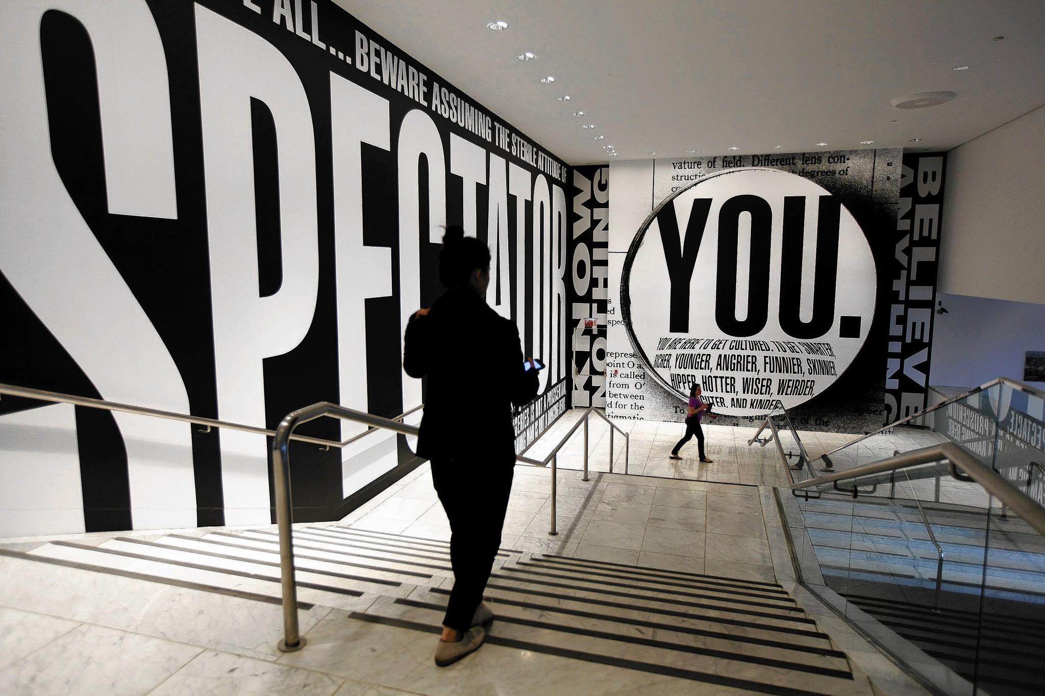 art museum critique