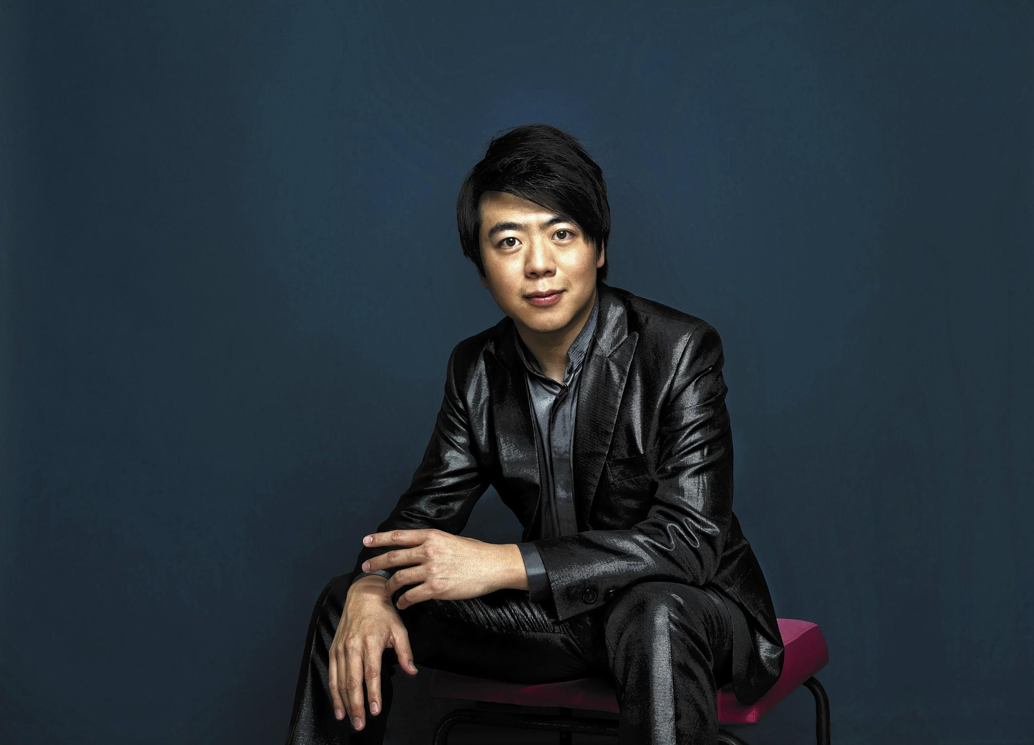 Harald Hoffmann/Courtesy Virginia Arts Festival Pianist Lang Lang will perform Feb. 13 in Norfolk's Chrysler Hall in a preview event for the 2014 Virginia Arts Festival