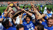 Looking at the top college men's lacrosse teams for 2014