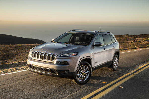The 2014 Jeep Cherokee, shown here in Limited trim, brings the Cherokee name back to the U.S. for the first time since 2001. Much has changed in the marketplace since then.