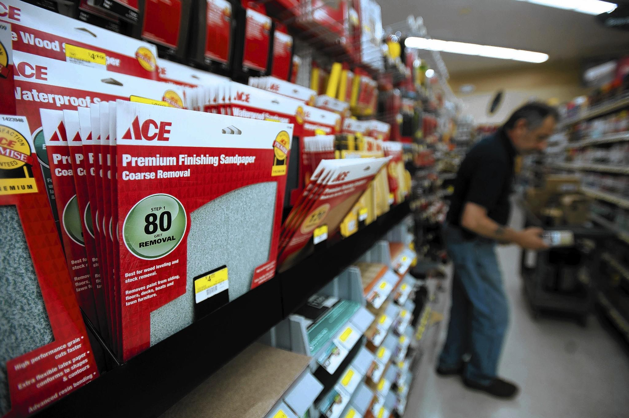 Ace Hardware received a 10-year state tax incentive worth $12.7 million about two years ago.