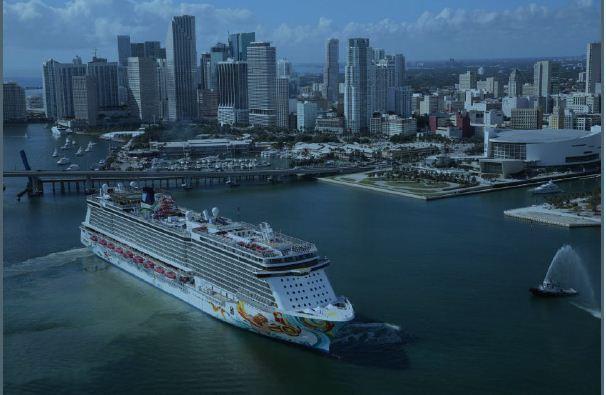 Norwegian Getaway Makes Her South Florida Debut At Port