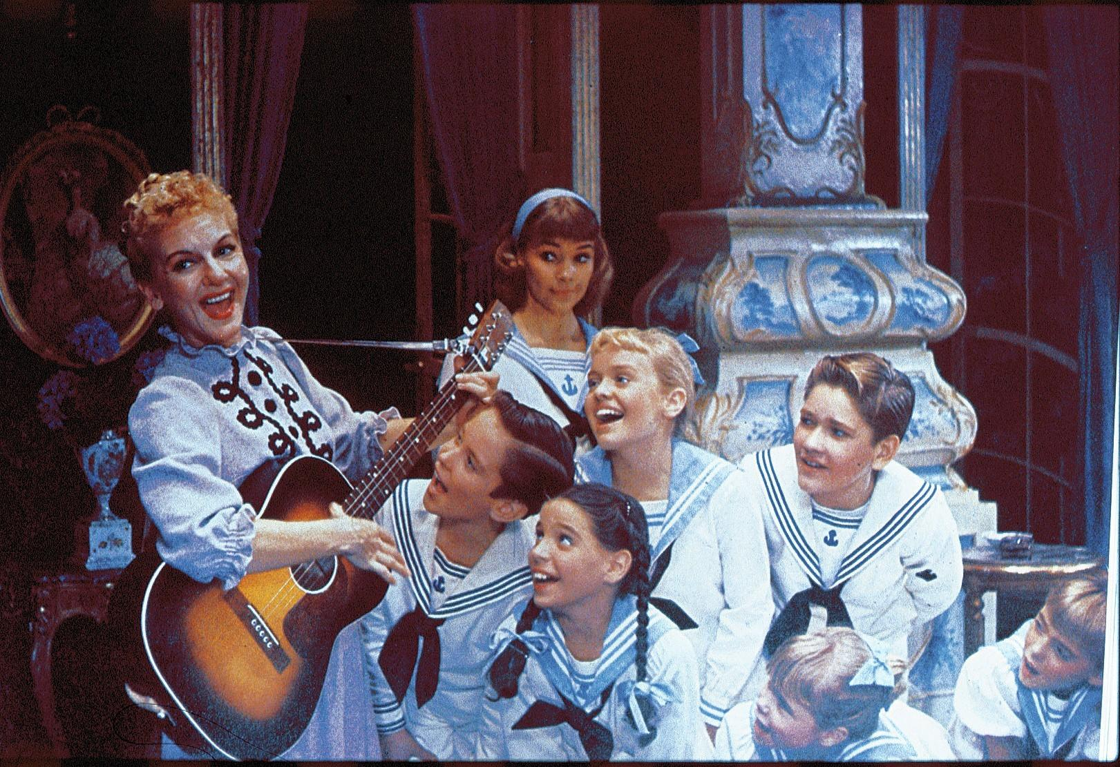 """""""The Sound Of Music"""" was among the musicals that premiered at the Shubert."""