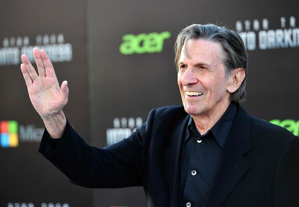 Leonard Nimoy talks about his lung disease