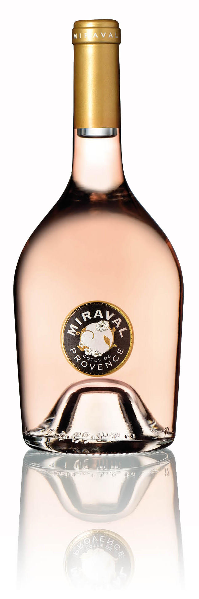 The second vintage of Angelina Jolie and Brad Pitt's Provence rose, Chateau Miraval, made in collaboration with the Perrin family of Chateau de Beaucastel, arriving soon.