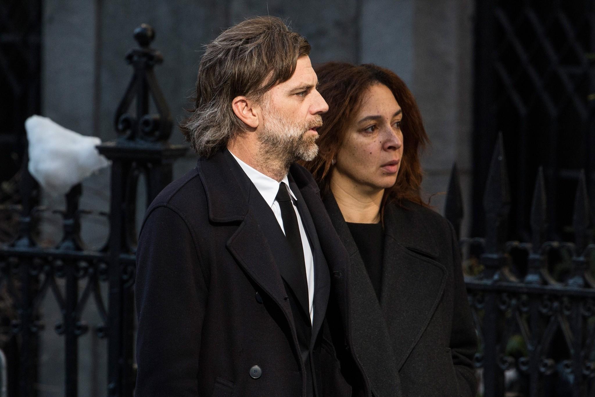 Philip Seymour Hoffman S Funeral Service La Times
