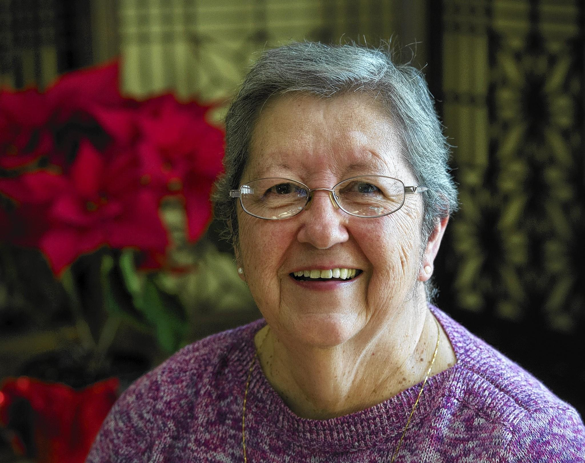 Barbara Heidecker hiked new territory in North Carolina after she had a procedure to restore her heart's rhythm.