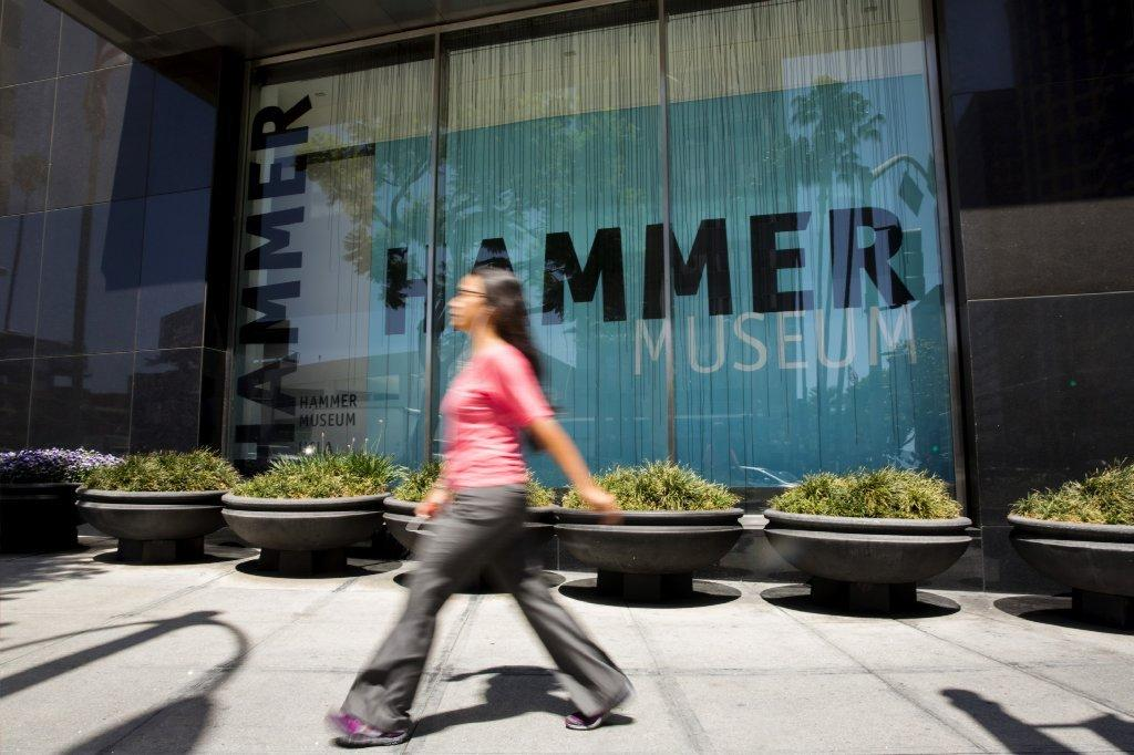 The Hammer Museum in Westwood will start offering free admission on Sunday.
