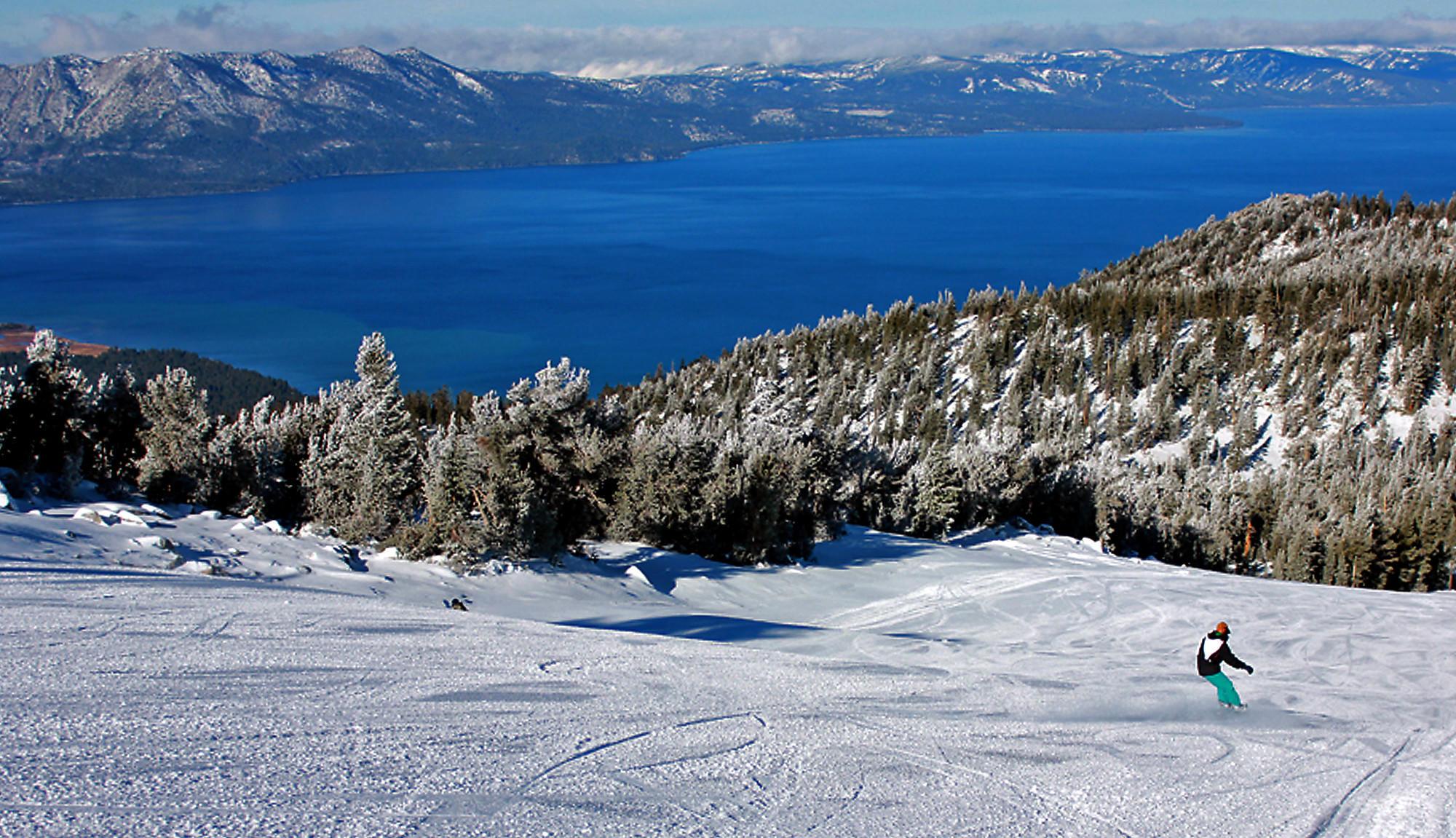 teen snowboarder dies at heavenly resort at lake tahoe - latimes