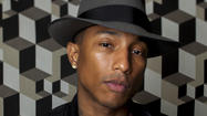 Pharrell Williams wants you to be happy