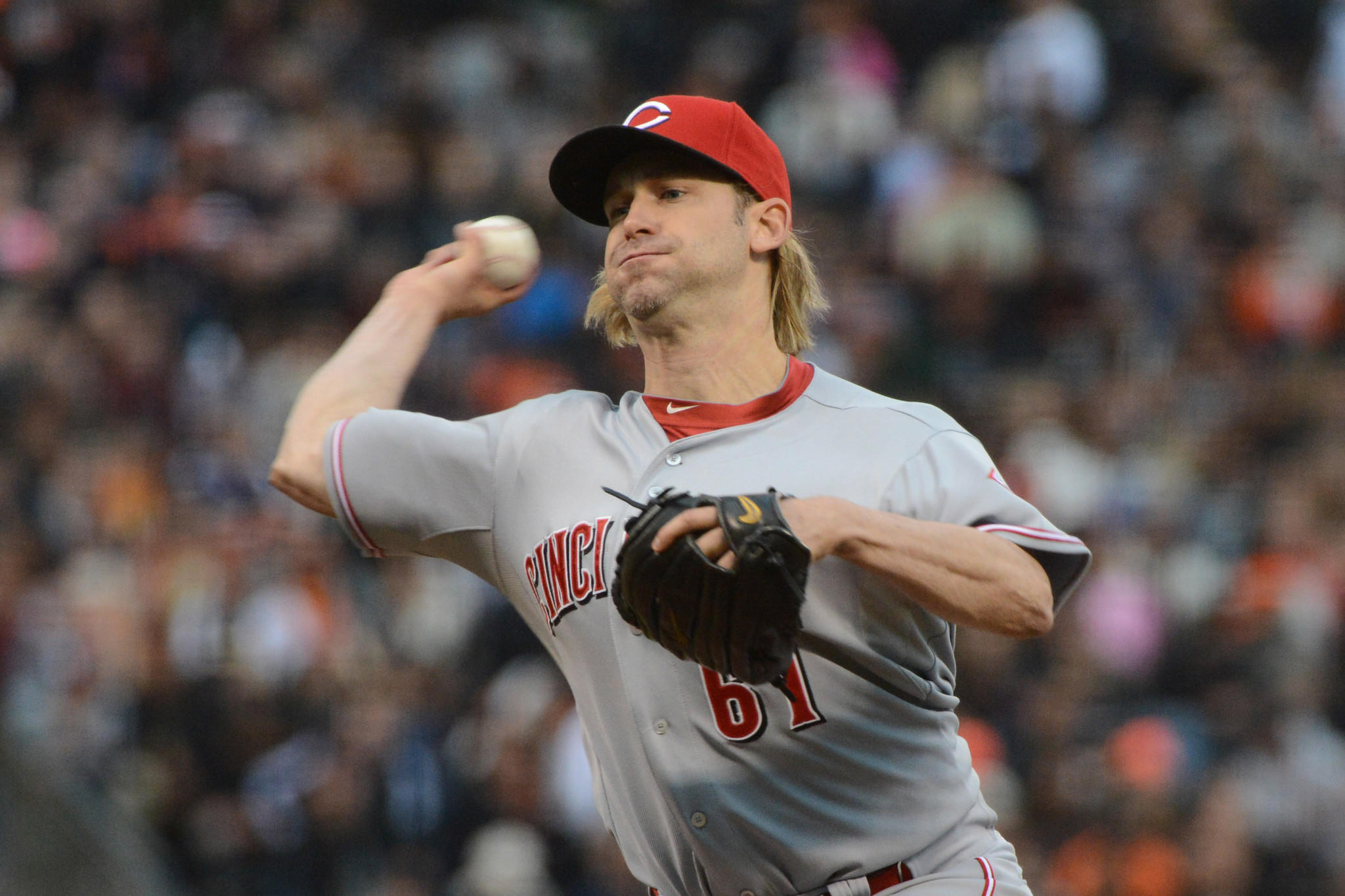 Bronson Arroyo signed a two-year deal with Arizona and will make $9.5 million in each of the next two seasons