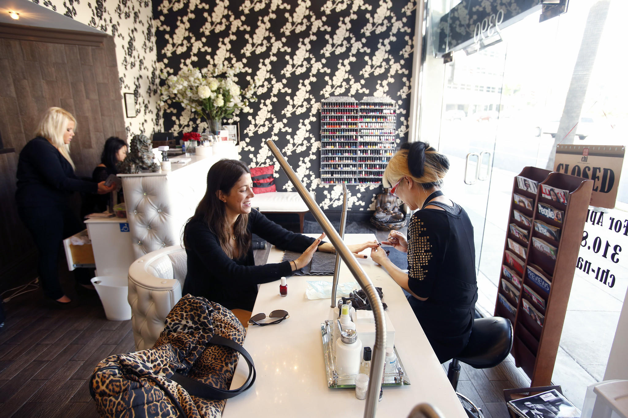 L.A.\'s latest manicure-pedicure spots nail the spa-boutique vibe ...