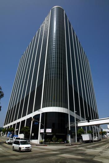 LAUSD headquarters