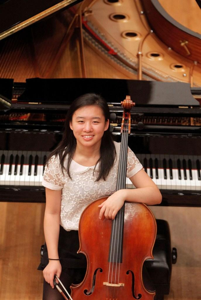 "Sarina Zhang will solo on cello and piano in ""Russian Romance"" with the Orlando Philharmonic Orchestra."