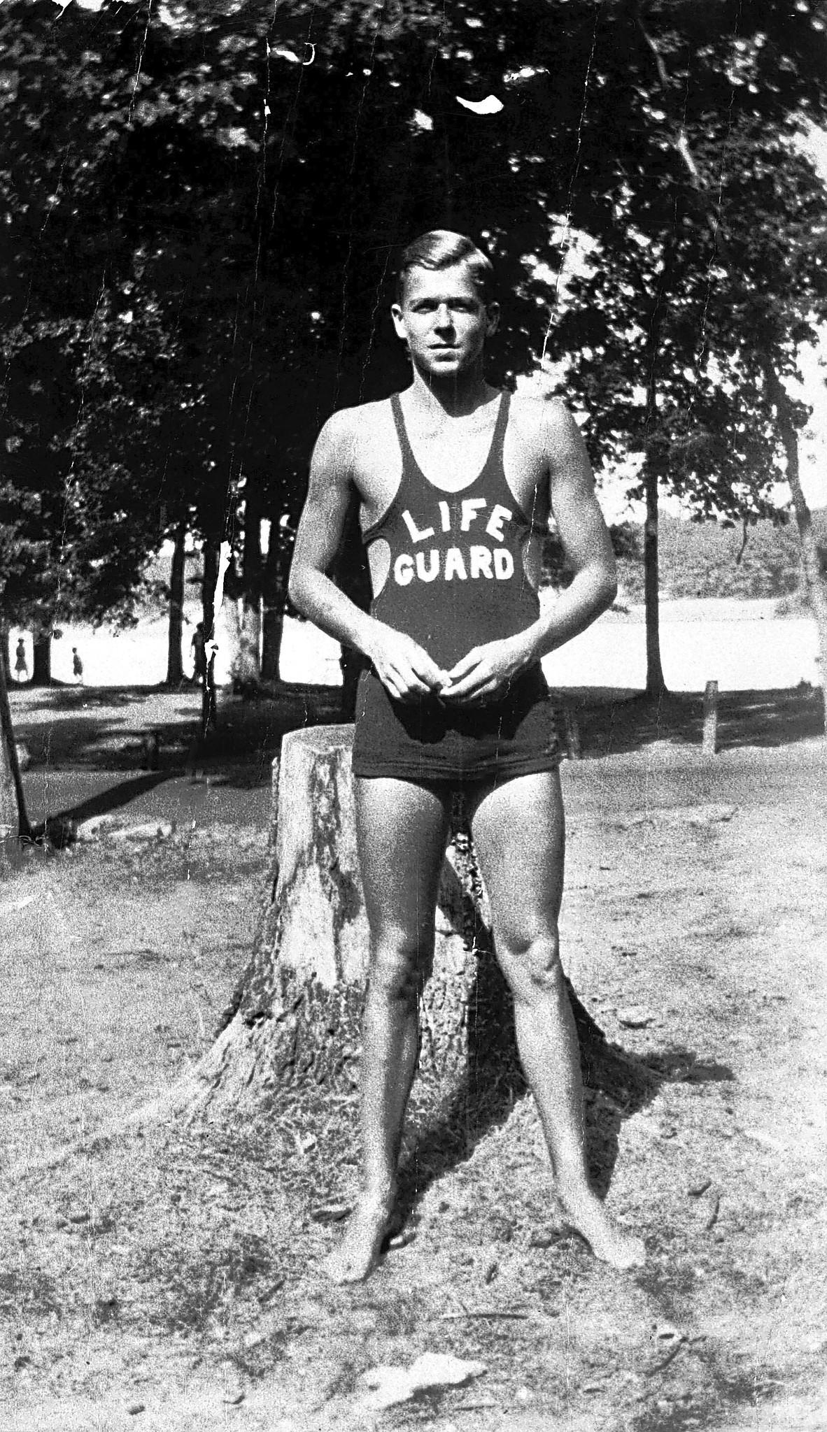 Former President Ronald Reagan worked as a lifeguard for seven summers at Lowell Park, just north of his boyhood hometown of Dixon, Ill., and reportedly saved 77 lives while guarding the beach.