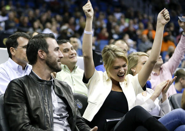 Kate Upton Ends Justin Verlander Dating Rumors with Possible Offseason ...