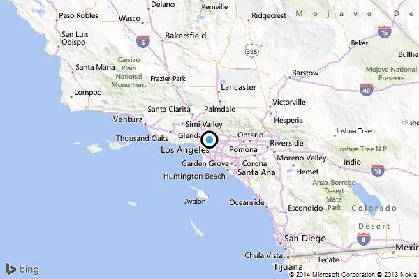 Earthquake: 3.0 quake strikes near Hollywood