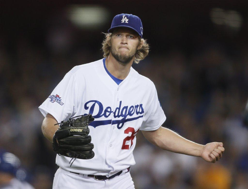 It looks like Clayton Kershaw will start one of the Dodgers' season-opening games in Australia.