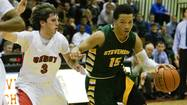 Boys hoops | Jalen Brunson helps push Stevenson past Benet