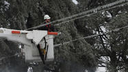Final power outages from storms fixed overnight