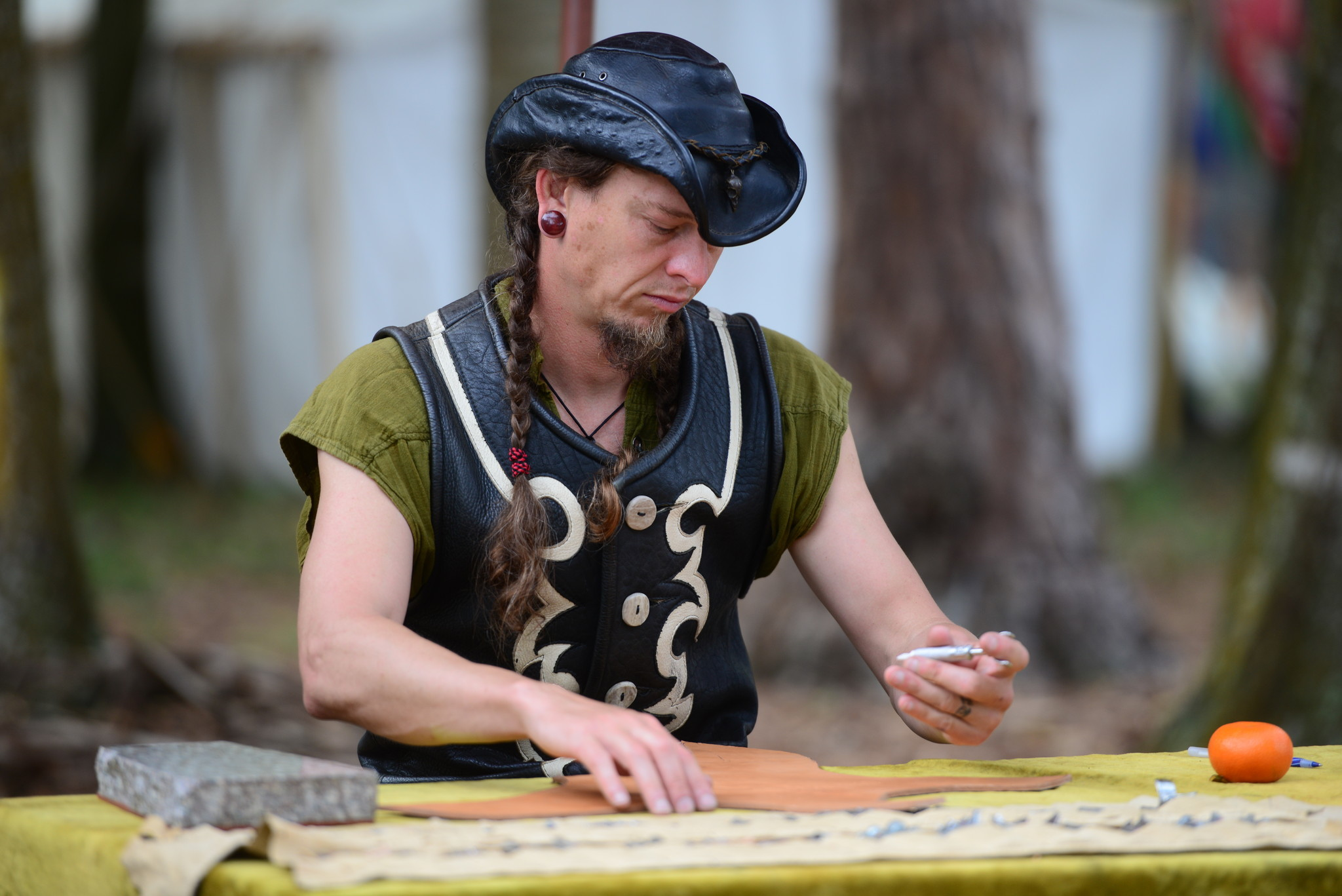 Renaissance Festival photos - Guy Harris