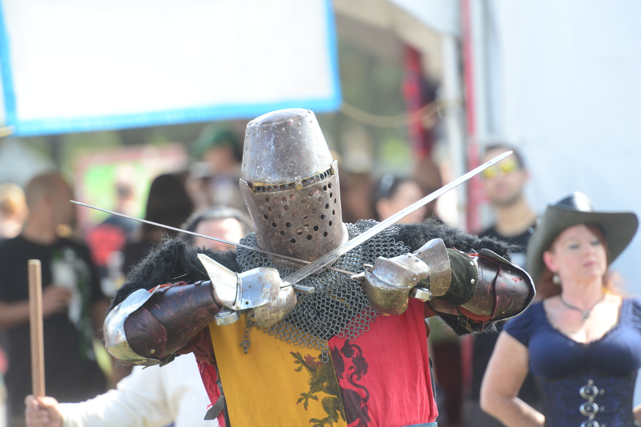 Renaissance Festival photos - Sir Drake