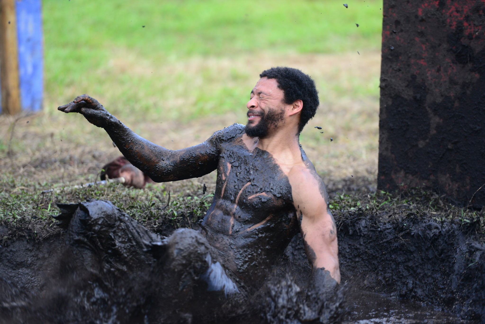 Renaissance Festival photos - Mud