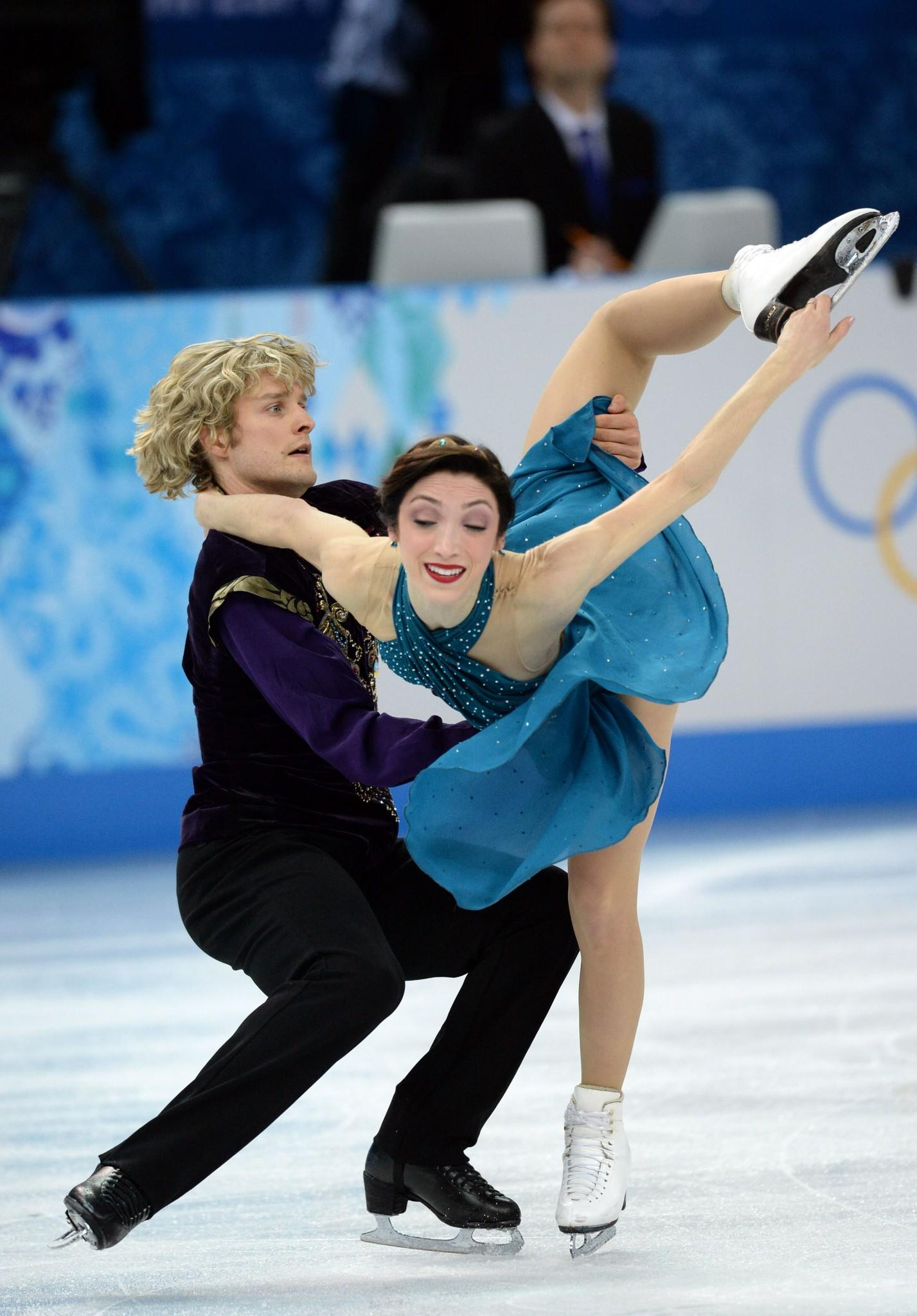 If you love ice dancing, there's a good chance you have a fear of heights and specialize in dramatic flips of the hair.