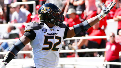 Missouri's Michael Sam, an NFL draft prospect, comes out as gay