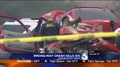 New Details Emerge About Suspected Drunk Driver in Wrong-Way Crash That