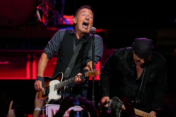 Bruce Springsteen is set to perform in Virginia Beach in April.