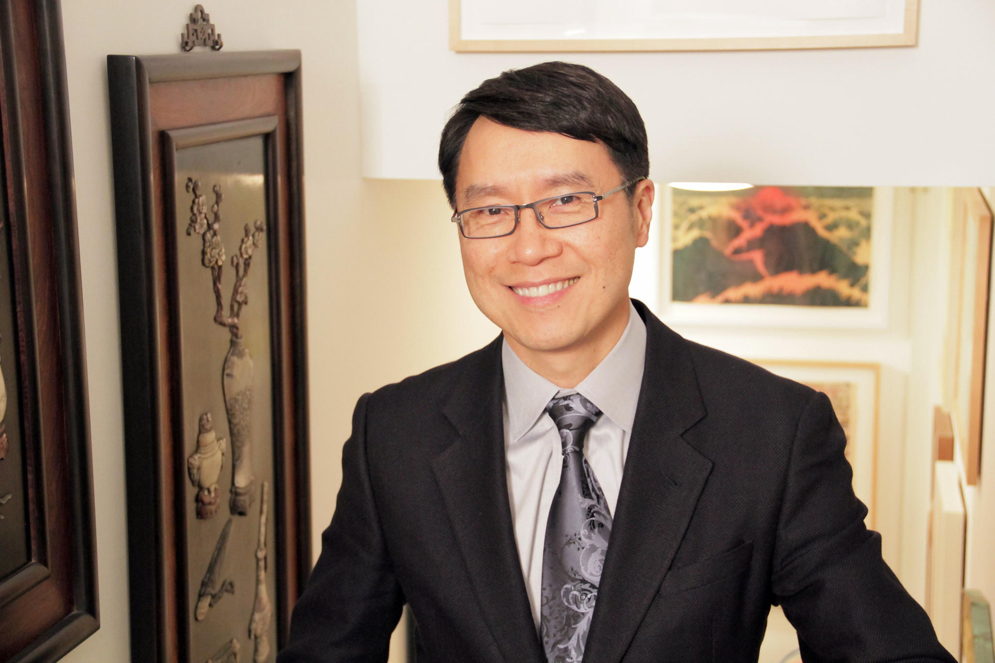 Samuel Hoi has been named as MICA's next president.