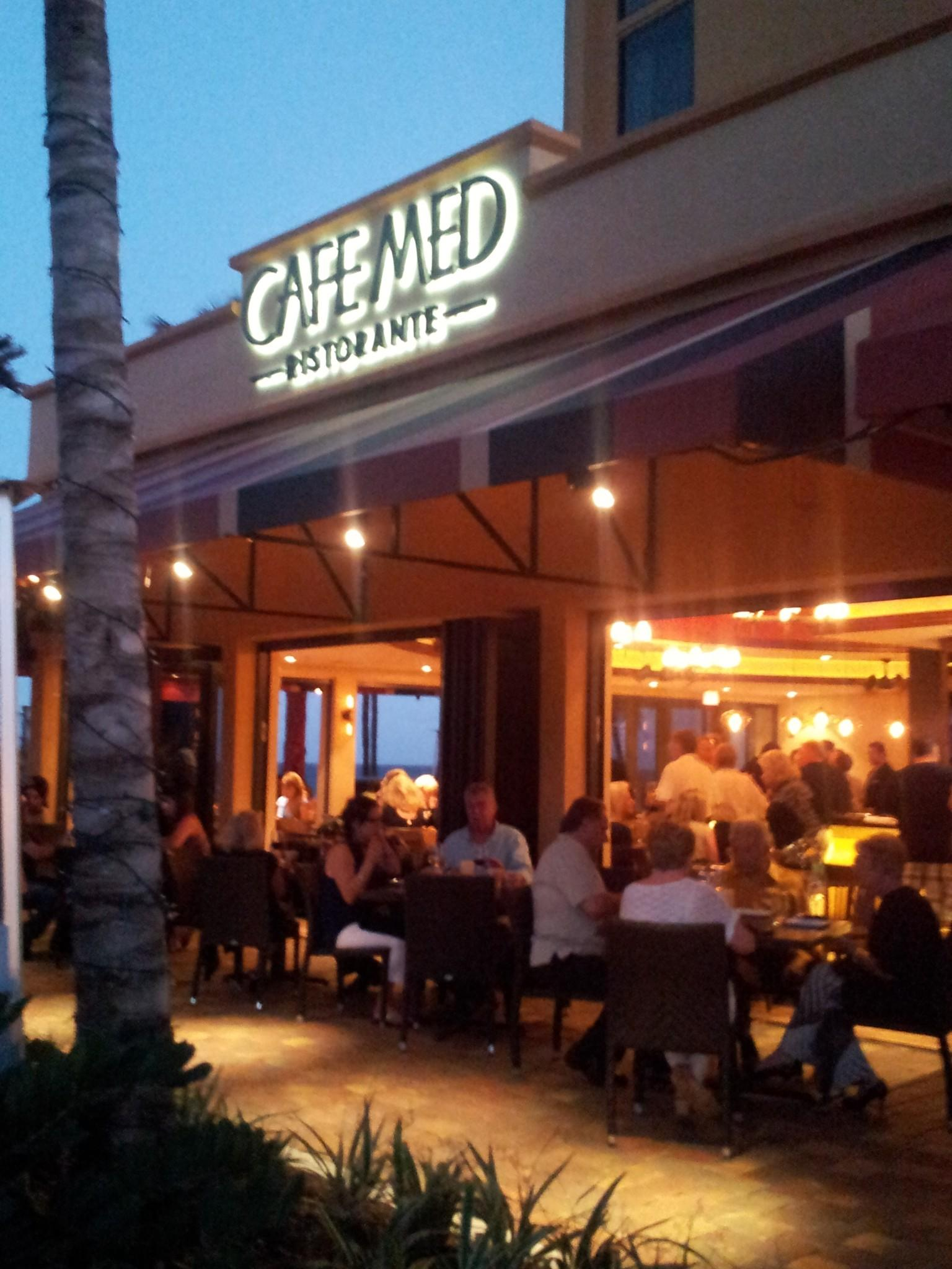 Wyndham Deerfield Beach Restaurant