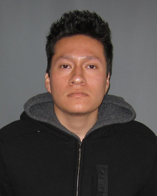 Mijael L. Fabian was charged with three counts of risk of injury to a minor, two counts of fourth-degree sexual assault and one count of enticing a minor into sexual activity.