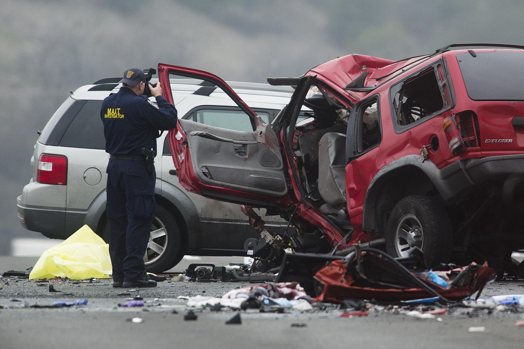 Suspect In Wrong Way Crash Has Previous Dui Conviction