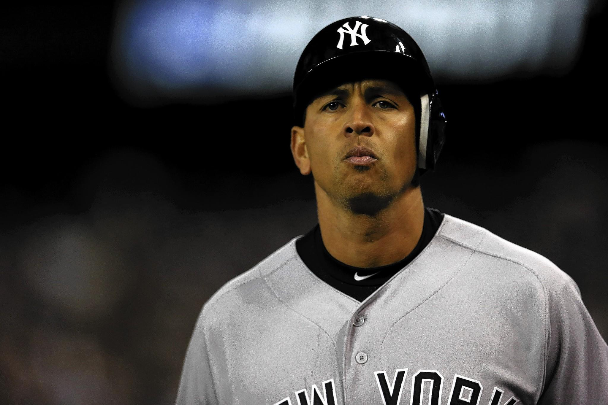Derek Jeter said at the Yankees' minor league complex in Tampa, Fla., on Monday, the club has to move on since third baseman Alex Rodriguez (above) accepted his year-long suspension.