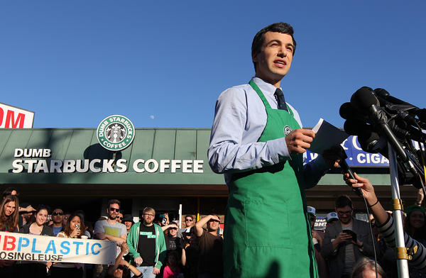 Nathan Fielder's Dumb Starbucks