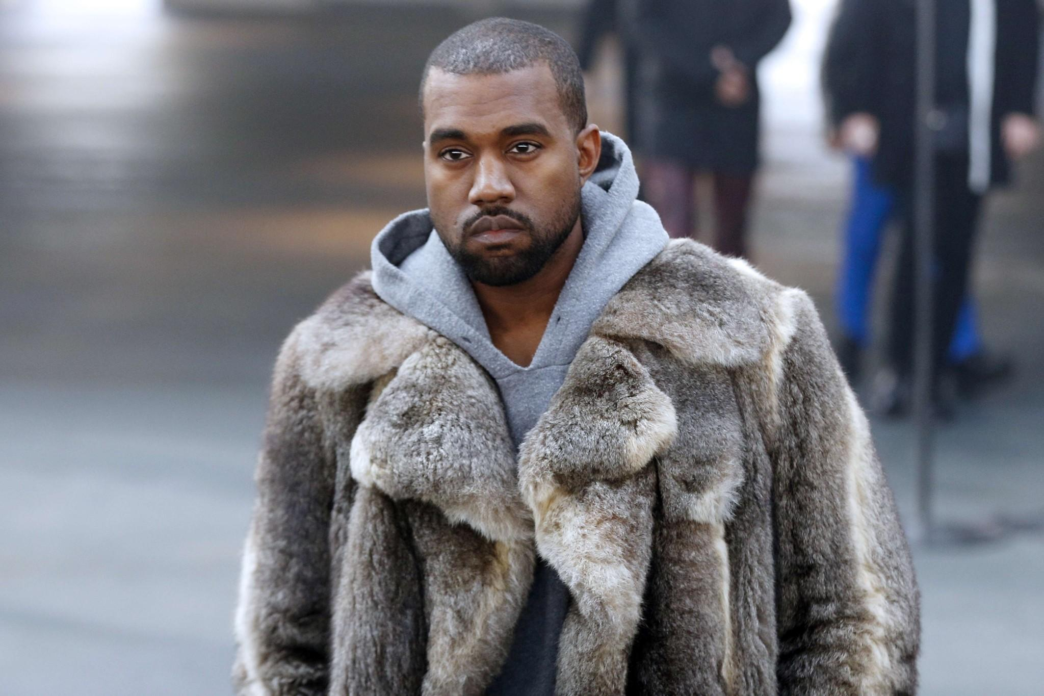 Kanye West brings his Yeezus Tour to Baltimore Arena on Feb. 14.