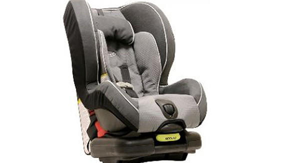 Graco is recalling 3.8 million child car seats because the latch might be difficult to release in an emergency.