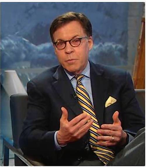 Bob Costas on an NBC Olympic Broadcast in Sochi, Russia, on Feb. 10.